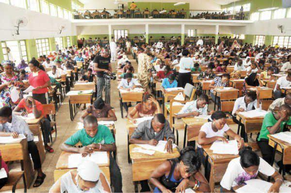 jamb exam candidates