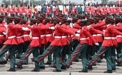 military parade nda defence