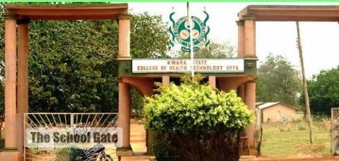 Kwara State College of Health Tech Offa Admission Form 2018/2019 is Out