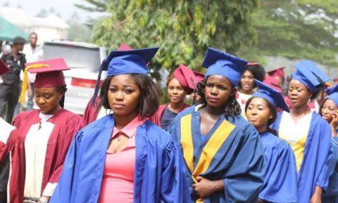 Obong University VC Urges Students To Focus On Entrepreneurship Studies