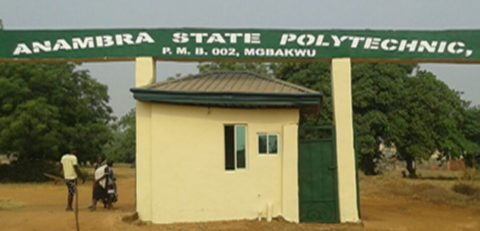 Anambra State Poly Post-UTME Form 2017: Date, Cut-off Mark, Registration Procedure