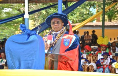 ABSU Holds 36th Matriculation Event, Admits 6,483 Students